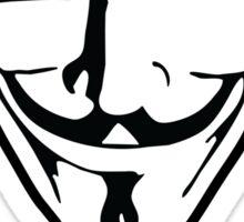 Anonymous - Freedom Optional Sticker