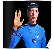 Live Long and Prosper Poster