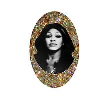 All That Glitters is Tina Photographic Print