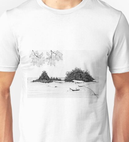Thailand - Peace and Tranquility  Unisex T-Shirt