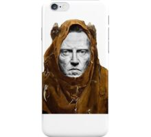 Oh, You Mad, Christopher Ewoken iPhone Case/Skin
