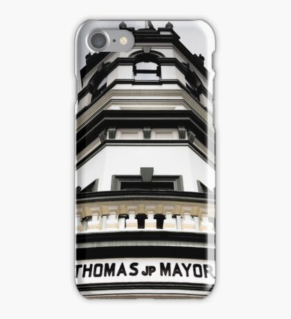 The Mayor Cave iPhone Case/Skin