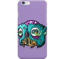 Carnihell #12 Monster head iPhone Case/Skin