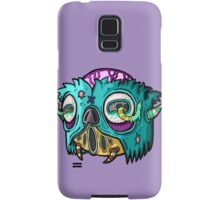 Carnihell #12 Monster head Samsung Galaxy Case/Skin