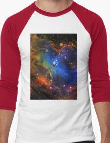 Galaxy Eagle Men's Baseball ¾ T-Shirt