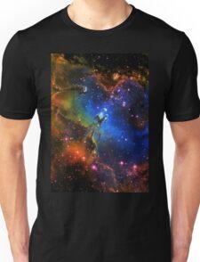 Galaxy Eagle Unisex T-Shirt