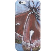 Exposed (Mixed Media) iPhone Case/Skin