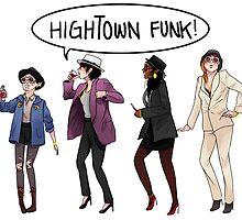 Dragon Age 2 - Hightown Funk Ladies Version by niklisson