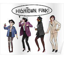 Dragon Age 2 - Hightown Funk Ladies Version Poster