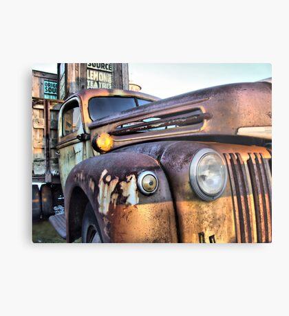 Truck... Metal Print