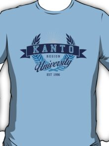 Kanto Region University T-Shirt