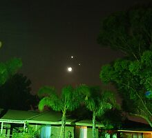 Moon , venus and jupiter by spudhead1982