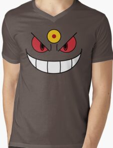 Mega Gengar Mens V-Neck T-Shirt