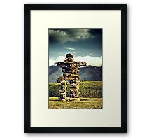 master chief? 2 Framed Print