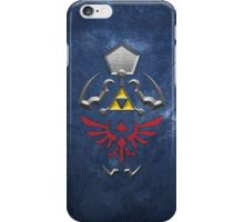 Twilight Princess Hylian Shield iPhone Case/Skin