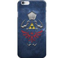 Twilight Princess Hylian Shield iPhone Case/Skin