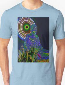 Psychedelic Buddha Unisex T-Shirt