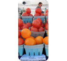 Outdoor Market iPhone Case/Skin