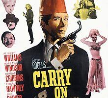 Carry On Spying by zeebigfella