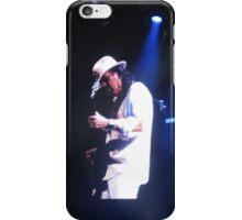 CARLOS SANTANA iPhone Case/Skin