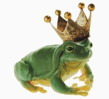 Frog King by kolografie