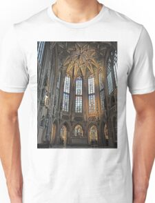 Church of St Jacques, Liege Unisex T-Shirt