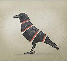 Raven Maker Photographic Print