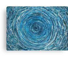Out of the Blue 1 Canvas Print
