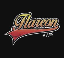 Flareon_Dark BG by Lisa Richmond