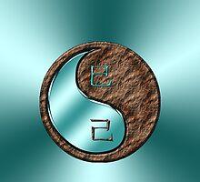 Snake Yin Earth  by astrodesigner75