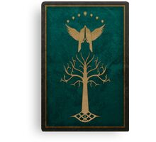 Faramir's Shield Canvas Print