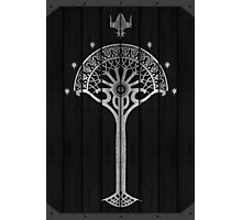 Shield of Numenor Photographic Print