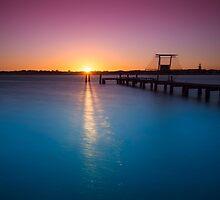 Mandurah Glow by Andrew Dickman