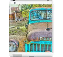 Old Dodge Trucks.. iPad Case/Skin
