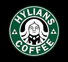 Hylians Coffee by enthousiasme