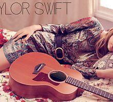 Taylor Swift by richiemoth