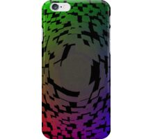 pieces of the rainbow iPhone Case/Skin