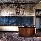 Classroom 2 by Charles Bodi