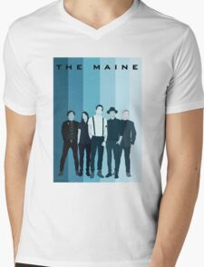 the maine Mens V-Neck T-Shirt