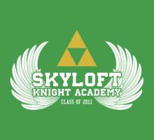 Skyloft Knight Academy '11 One Piece - Short Sleeve