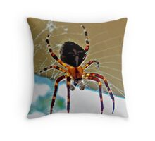 I'M POPEYE THE SPIDER MAN Throw Pillow