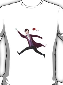 11th Doctor Vector Sticker T-Shirt