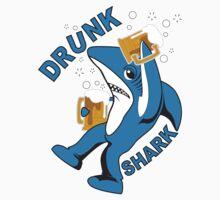 Drunk Shark - Left Shark Kids Clothes