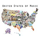 United States of Music by gnarlynicole