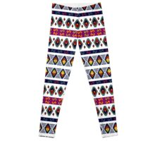 Navajo Sunset #3 Leggings