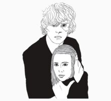 Ahs Coven Kyle Spencer and Zoe Benson by AngelSkin