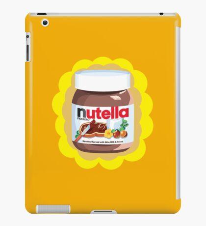 Chocolatey Nutella iPad Case/Skin