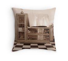 The Showcase Throw Pillow