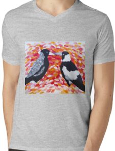 Love in the Air Mens V-Neck T-Shirt