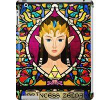 Stained Glass Princess Zelda iPad Case/Skin